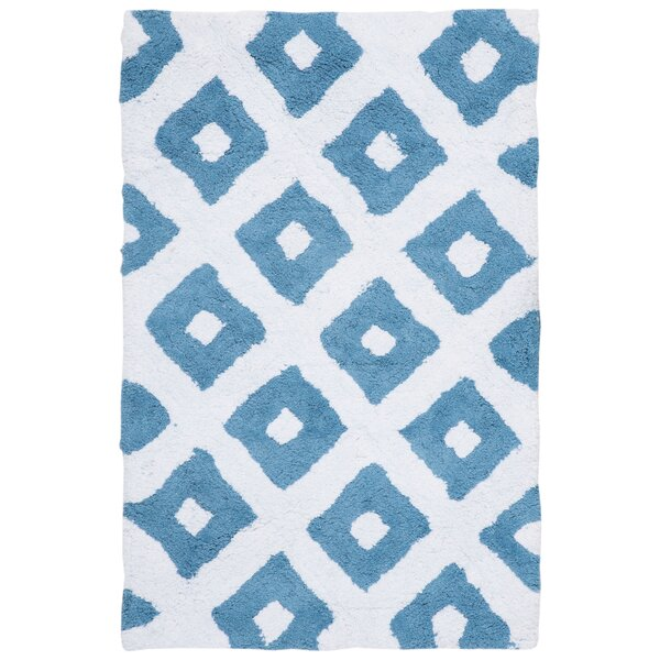 Clement Hand-Tufted Arizona Blue Area Rug (Set of 2) by Ebern Designs