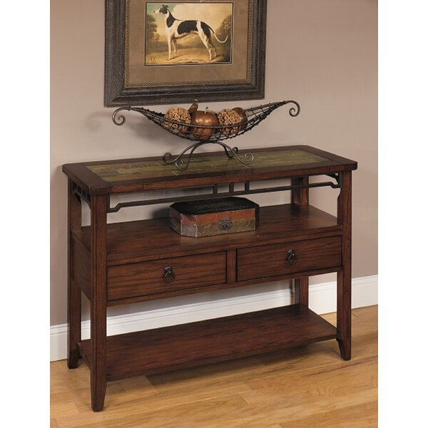 Wildon Home® Brown Console Tables