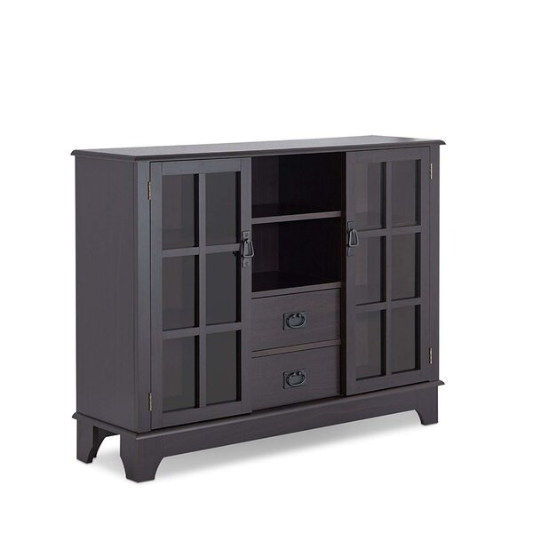 Tabitha 2 Door Accent Cabinet by Charlton Home Charlton Home