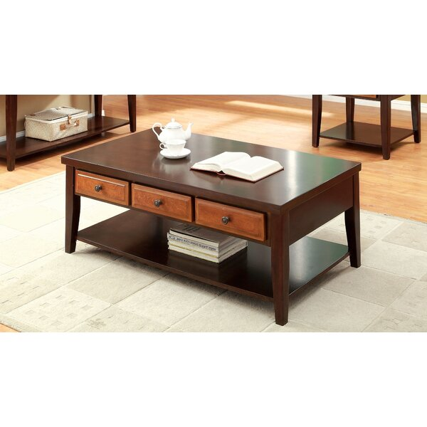 Squanto Coffee Table by Hokku Designs