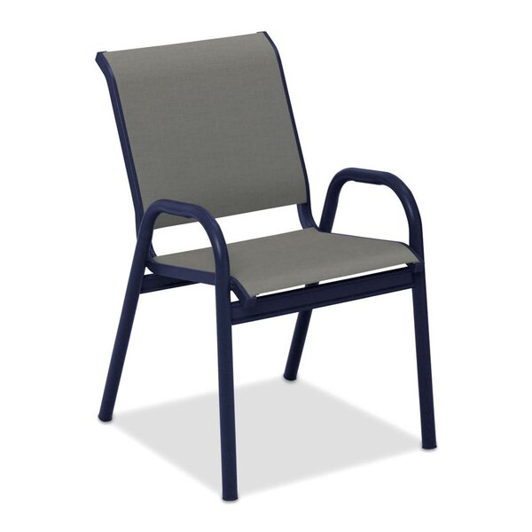 Reliance Sling Patio Dining Chair by Telescope Casual Telescope Casual