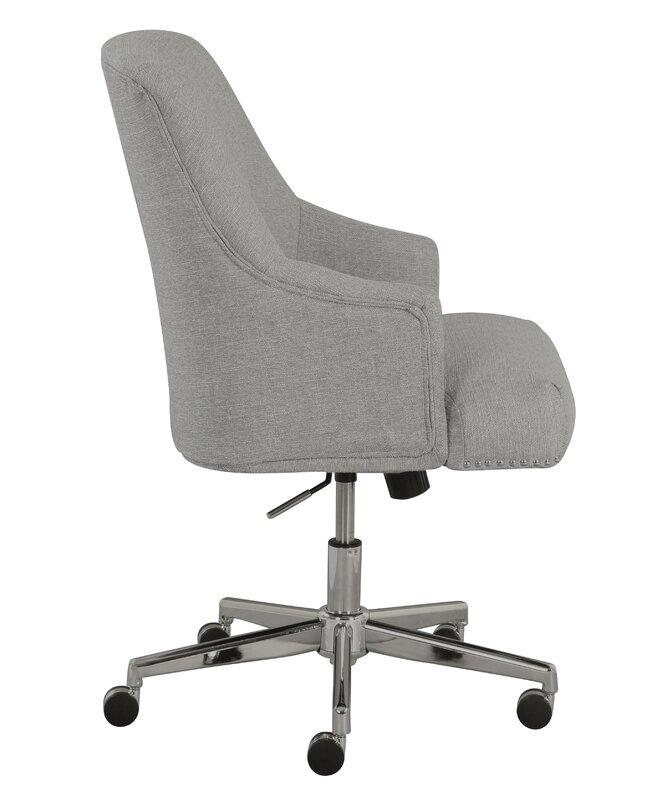 serta at home serta leighton mid back desk chair   reviews Serta Lift Chairs Serta Desk Chair Model 40199
