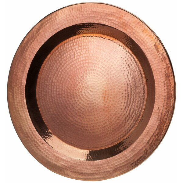 Thessaly Platter by Sertodo Copper