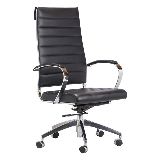 Sweeten Executive High Back Office Chair by Orren Ellis