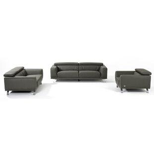 Abdullatif Configurable Living Room Set by Orren Ellis