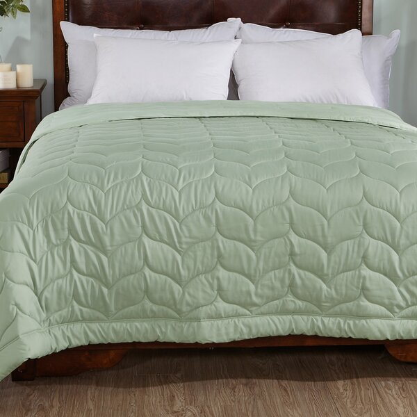 Plamond Reversible Down Alternative Quilted Blanket by Red Barrel Studio