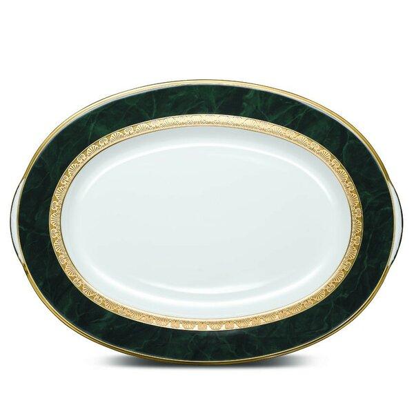Fitzgeraldl Platter by Noritake