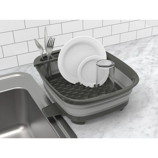Collapsible Dish Rack by Squish