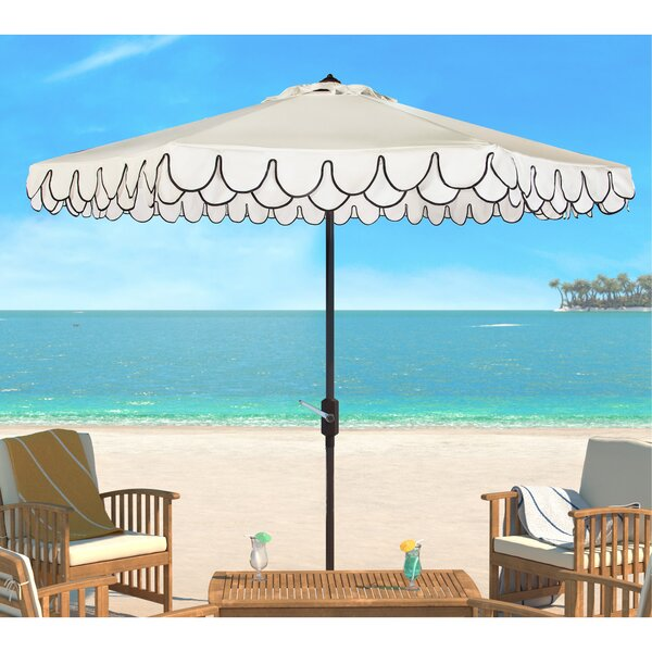 Artrip 9' Market Umbrella By Lark Manor by Lark Manor Purchase