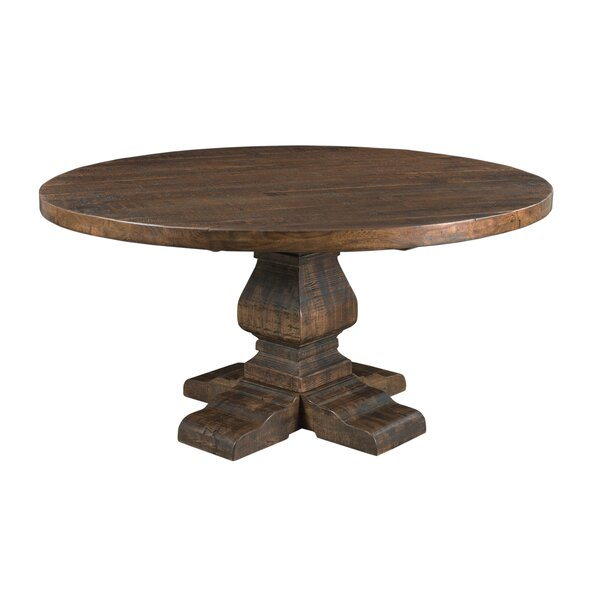 Hearon Solid Wood Dining Table by Gracie Oaks