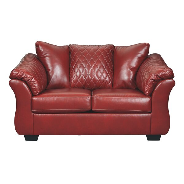 Buhl Loveseat by Winston Porter