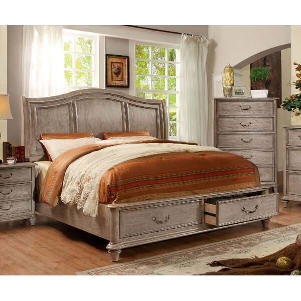 Thelma Storage Standard Bed by Canora Grey