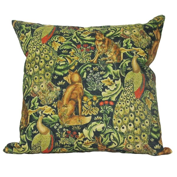 Dimick Bunny Pillow Cover by Bungalow Rose