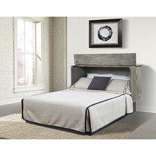 Sadie Ash Queen Storage Murphy Bed by Pyper Marketing LLC