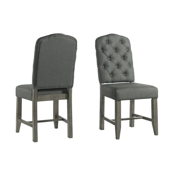 Darley Upholstered Dining Chair (Set of 2) by Gracie Oaks