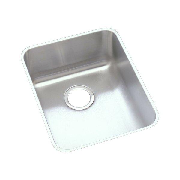 Lustertone 17 L x 21 Undermount Kitchen Sink by Elkay