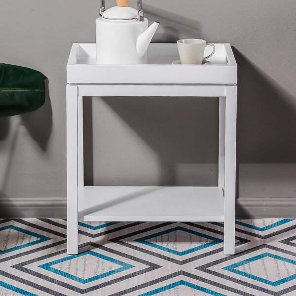 Lovett Tray Table By Rosecliff Heights