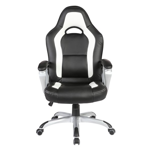 Destiny Gaming Racing Style High-Back Executive Chair by Ebern Designs