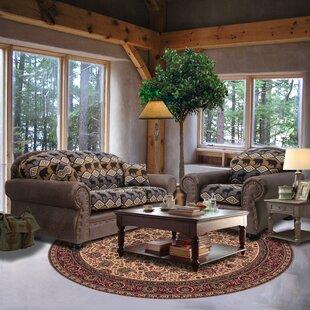 Kendall Configurable Living Room Set by Loon Peak®