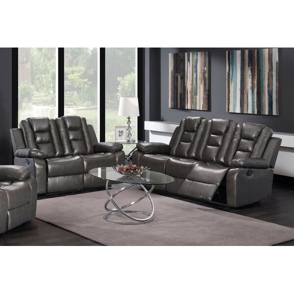 Skeffingt 2 Piece Reclining Living Room Set By Winston Porter