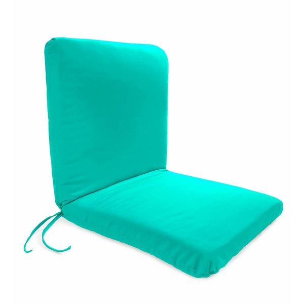Classic Outdoor Lounge Chair Cushion