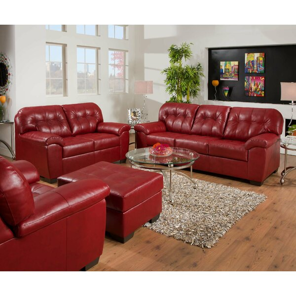 David Reclining Configurable Living Room Set by Latitude Run