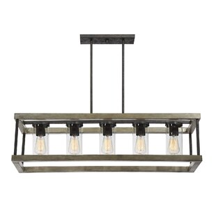 Affordable Mott 5-Light Kitchen Island Pendant By Laurel Foundry Modern Farmhouse