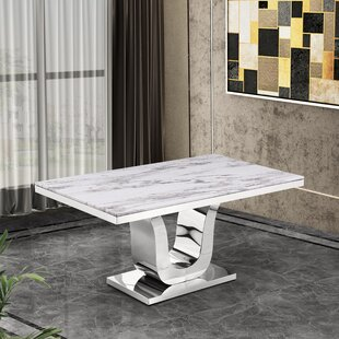 Maltby Marble Dining Table