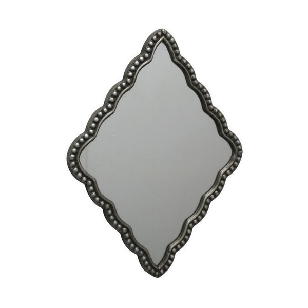 Cerny Resin Frame Accent Mirror by House of Hampton