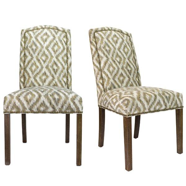 Edel Alder Upholstered Dining Chair (Set of 2) by Bloomsbury Market