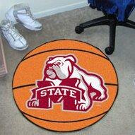 NCAA Mississippi State University Basketball Mat by FANMATS