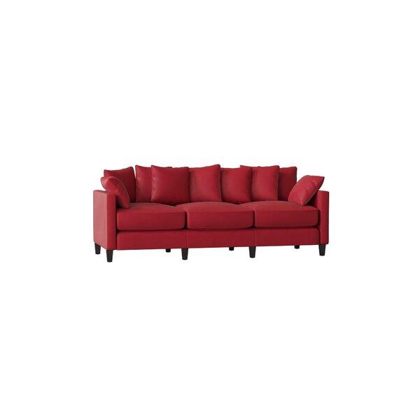 Latest Trends Victoria Sofa by AllModern Custom Upholstery by AllModern Custom Upholstery