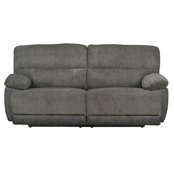 Lower Reclining Sofa by Ebern Designs