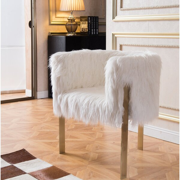 Kropp Club Chair by Everly Quinn