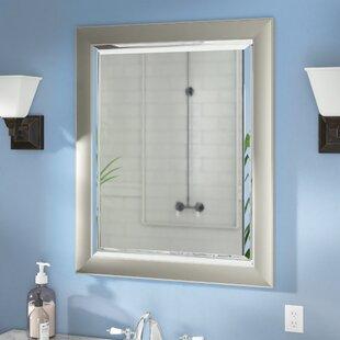 Comparison Liner Wall Mirror ByRed Barrel Studio