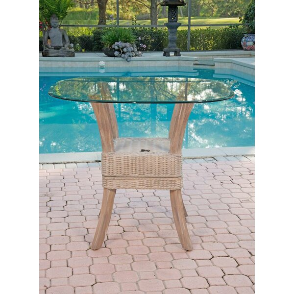 Valle Counter Height Dining Table by Bayou Breeze