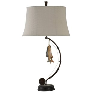 Deals Benicia 39 Table Lamp By Loon Peak