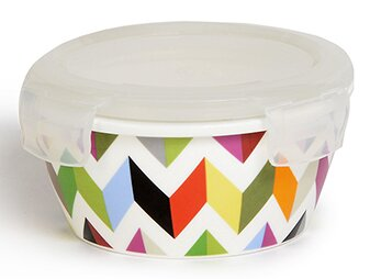 Ziggy 2 Container Food Storage Set by French Bull