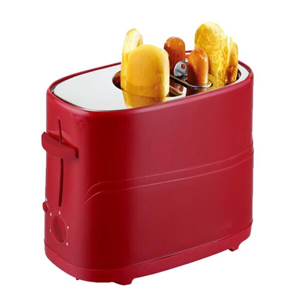 Pop-Up Hot Dog Toaster by Cookinex
