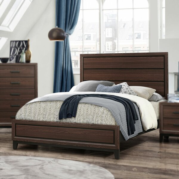 Downing Standard Bed by Union Rustic