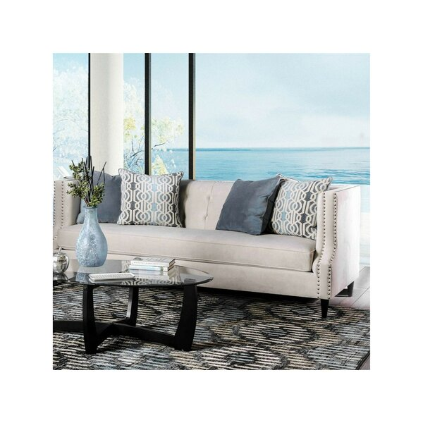 Modern Brand Rayna Sofa by Everly Quinn by Everly Quinn