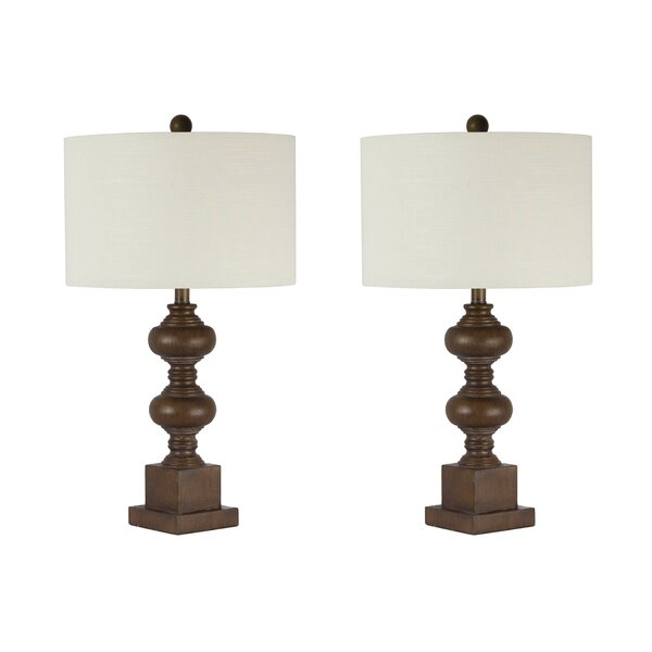 Covin 27'' Table Lamp (Set of 2) by Darby Home Co