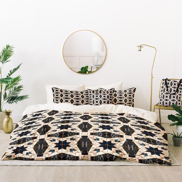 Marta Barragan Camarasa Mosaic Marbled II Duvet Cover Set