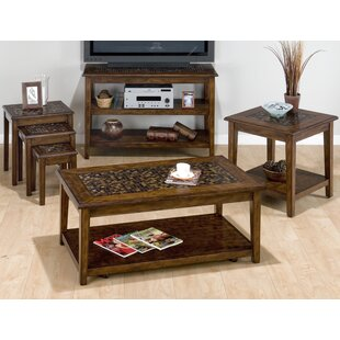 Buying Marcel 3 Piece Nesting Chairside Tables By World Menagerie