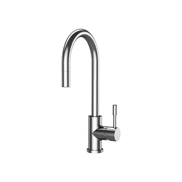 Amsterdam Pull Down Single Handle Kitchen Faucet by A&E Bath and Shower