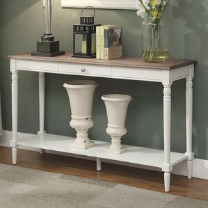 callery console table - Skinny Console Table