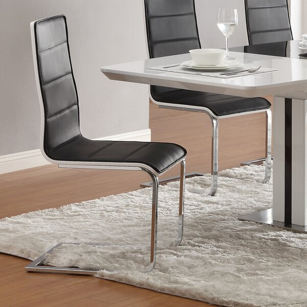 Rasmussen Side Chair (Set of 4) by Wade Logan