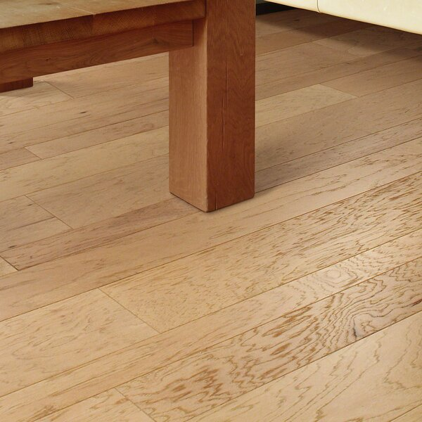 Hastings Random Width Engineered Hickory Hardwood Flooring in Kentwood by Shaw Floors