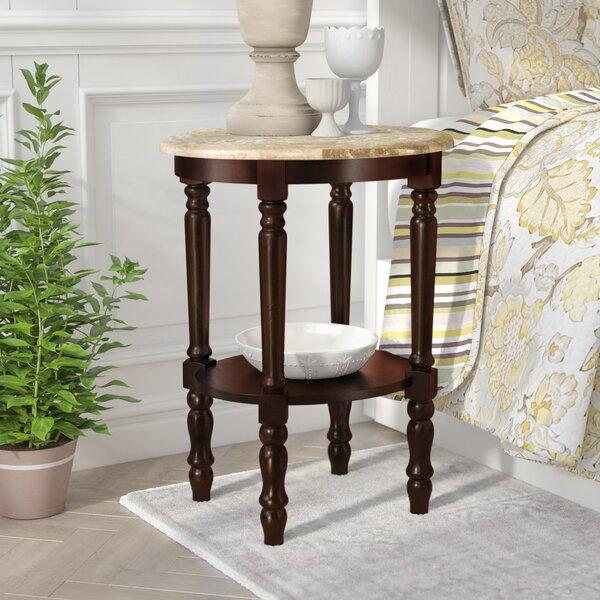 Biddlesden End Table By Astoria Grand