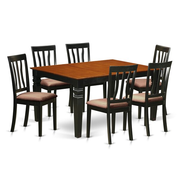 Argenta 7 Piece Dining Set by Darby Home Co Darby Home Co